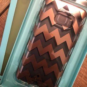 Kate Spade galaxy s7 phone case